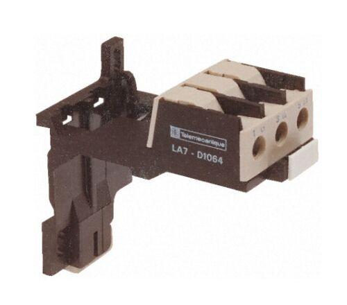 Schneider Electric LA7D1064 Contactor bloque terminal para su uso con la serie LR2D