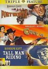 Colt 45 Fort Worth Tall Man Riding 0012569821446 DVD P H