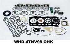 Engine Overhaul Kit Fits Komatsu Wa95 3 Wheel Loader