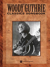 Woody Guthrie Classics Songbook Guitar Chords Sheet Music Book NEW!