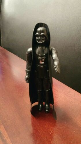 Star Wars Replacement Darth Vader Vinyl Cape for Vintage 1977 Figure Repro