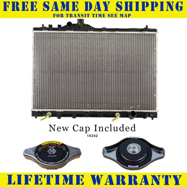 Radiator With Cap For Acura Fits Tl 3.2 V6 6Cyl 2031WC