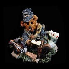 1995 Boyds Bears 'Union Jack... Love Letters' #2263 MIB