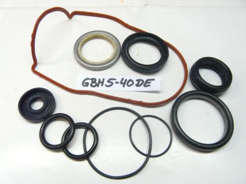 Komplett Dichtungssatz O-Ring Bosch GBH 5-40 DE Filzring Dichtungsring