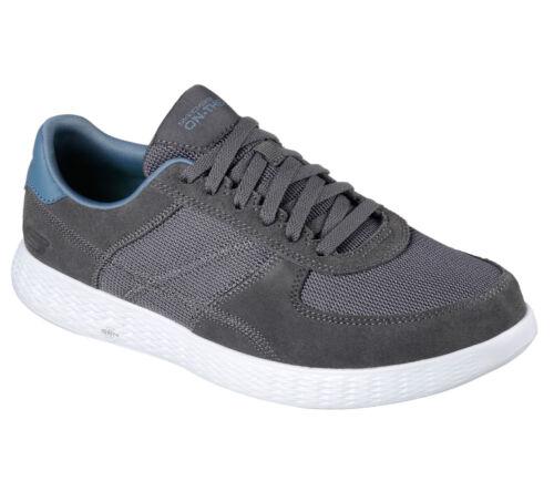 Neue Einlegesohle Goga Glide für Grey Skechers Herren Trainer Max unterwegs Sneakers JclF3K1T