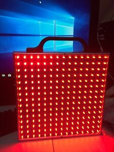 Facial red led light 660 nm pic 476