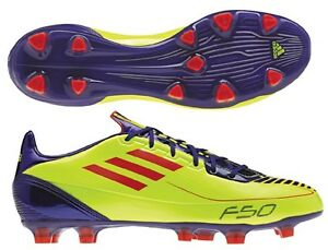 635faca9d NWT ADIDAS F30 TRX FG SOCCER CLEATS Football Boots Shoes US 11.5