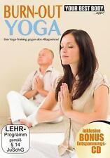 Szawarski, Julia - Your Best Body - Burn-Out Yoga (+ Audio-CD) [2 DVDs] (OVP)