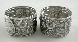 Sterling-Kirk-Stieff-serial-28-napkin-rings-PAIR