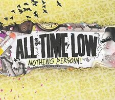 NOTHING PERSONAL BY ALL TIME LOW CD NEW SEALED