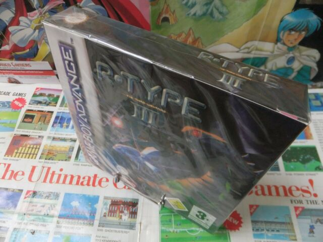 Game Boy Advance GBA:R-Type III [TOP IREM & 1ERE EDITION] Fr