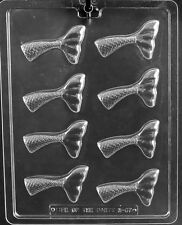 Mermaid Tail Chocolate Mold Candy Soap Birthday Party Favor m352