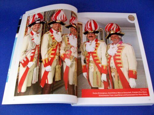PRINZENGARDE Köln 2017 NEU Buch Jahrbuch Chronik Karneval Karnevalsorden 2020