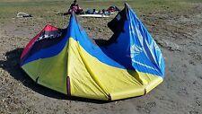 2014 Best Kahoona Kiteboarding kite 7.5m with bar