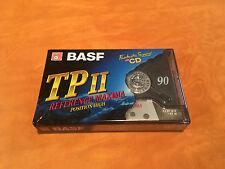 1 x BASF REFERENCE MAXIMA TP II 90 Cassette,neu,eingeschweißt in OVP,sealed,new