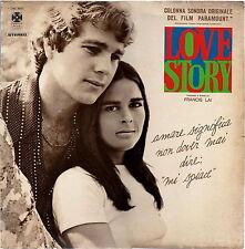 LOVE STORY - Colonna Sonora Originale # FRANCIS LAI