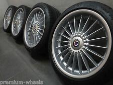 19 Zoll Sommerräder original Alpina BMW 3er E90 E91 E92 E93 B3 M3 Felgen