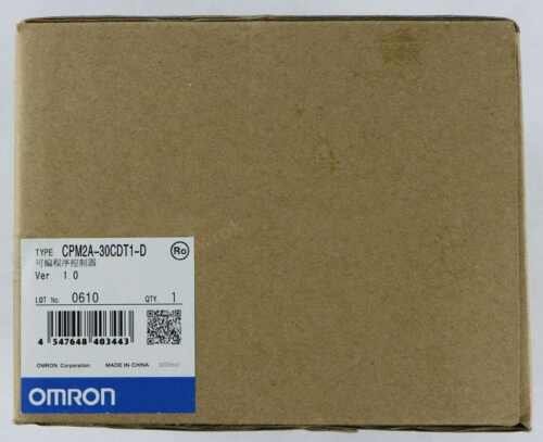 #QQ002 1PC  NEW  CPM2A-30CDT1-D by EMS or DHL