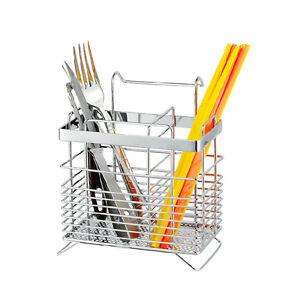 Plata cubiertos acero inoxidable soporte utensilio de for Soporte utensilios cocina