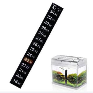 Aquarium Stick Thermomètre. 24hr Rapide Envoi Uk Objet.-afficher Le Titre D'origine Adopter Une Technologie De Pointe