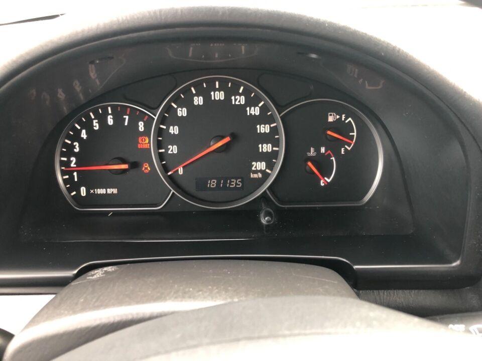 Suzuki Grand Vitara 1,6 Benzin 4x4 4x4 modelår 2004 km