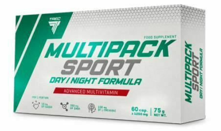 Trec Multipack SportDay Night Formula60 CapsulesImmune SystemAdvance
