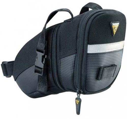 Topeak Erweiterbar Aero Keilabsatz Gurt Satteltasche MTB Fahrrad Tasche