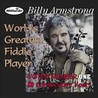 World's Greatest Fiddle Player by Billy Armstrong (CD, Aug-2010, Hillside Records)