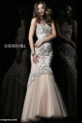 Sherri Hill  21058 Long Evening Dress on Sale. $487