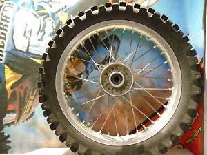 2001-SUZUKI-RM-125-REAR-WHEEL-amp-TIRE-110-90-19-J-01-RM125