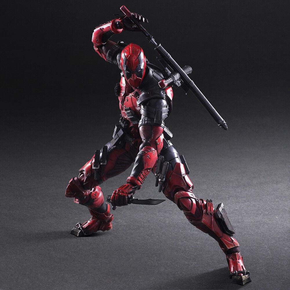 Play Arts Kai PA Deadpool Marvel Variant Action N W box PVC Figure Fans Gift