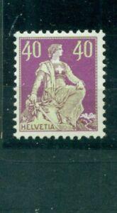 Schweiz-Sitzende-Helvetia-Nr-208-postfrisch