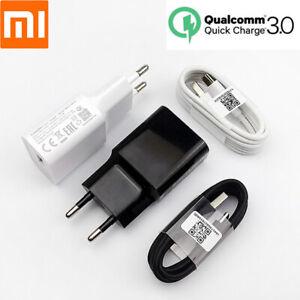 Original Xiaomi Fast Charger Usb Type C Cable For Mi 8 Se 9 Redmi Note 7 8 Pro Ebay