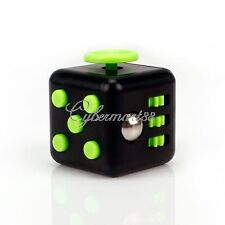 Fidget Spinner Cube Focus Attention Toy Fidget Cube Adult Stress Relieves Gift
