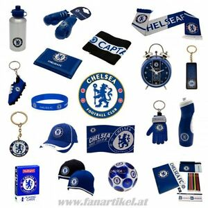 Chelsea-FC-Fanshop-Fanartikel-Schal-Fahne-Pin-Ball-Schild-Geburtstag