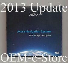 2013 Update 2004 2005 2006 Acura TL Sedan Navigation Orange DVD Map U.S Canada