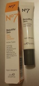 RRP-14-No7-Beautiful-Skin-Dark-Circle-Corrector-15ml-FULL-SIZE-Brand-New-Boxed