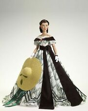 """Lost Barbeque Scarlett O'Hara GWTW 16"""" Tonner Doll outfit LE 200"""