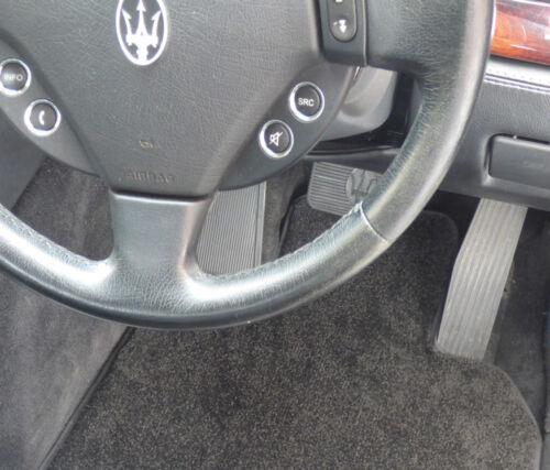 Jeep Grand Cherokee WK 2005-10 Black Luxury Super Thick Carpet Tailored Car Mats