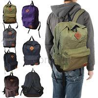Men Boys Rucksack Bags Backpack School Gym College Travel Work Shoulder Bag UK
