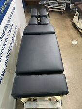 Chattanooga Chiropractic Table Bench All The Drops New Upholstery