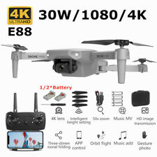 Drone x pro 2.4G Selfie WIFI FPV 4K 1080P HD Camera Foldable RC Quadcopter NEW``