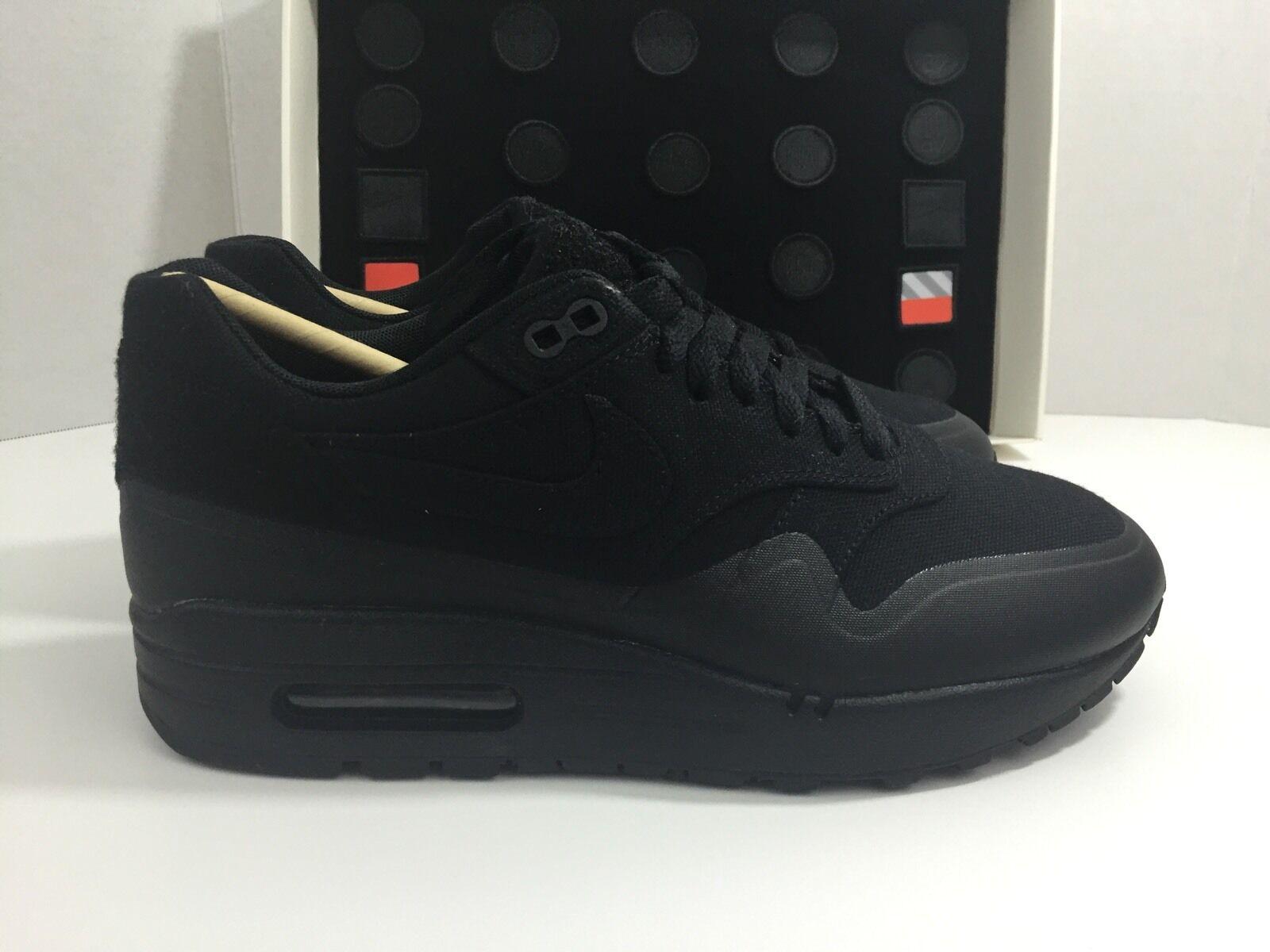Nike air max 1 / sp patch nero taglia 6,5 ds