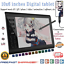 Graphic-Tablet-Drawing-Pad-with-Digital-Pen-Quick-Reading-Pressure-Sensing-Gifts thumbnail 1