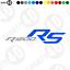 BMW R1200 RS-Vinilos calcomanías//Pegatinas-BMW R 1200 RS Bicicleta Alforja 2319-1219
