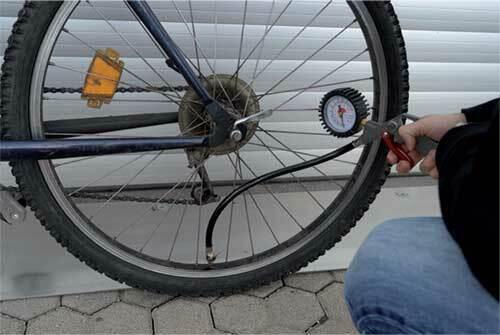 Digitale Reifenfüllpistole Luftdruckprüfer Druckluft Reifenfüller 0,2-10 bar
