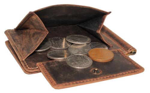 Dargelis Vintage Leder Dollarclip Geldspange Geldbörse Geldbeutel Kartenbörse