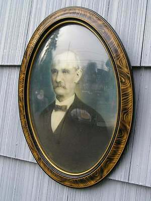 Bubble Glass and Antique Picture Frames collection on eBay!