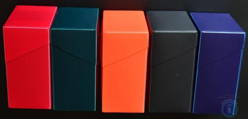 5 colors Deck Box storage box for CCG//MTG Board Games cards JL-DB1 JOYSOURCING