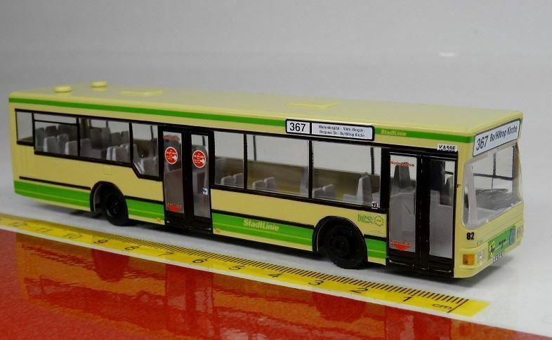 Rietze Sondermodell  MAN NL NL NL 202 HCR Herne - Wg. 82 Historisches Ruhrgebiet 5e6b19